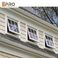 Buy cheap Unique Chain Winder Aluminium Awning Windows For Kitchen / Bedroom Aluminum top hung awning window top awning window product