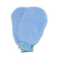 Buy cheap 22x12 cm PP Deep Exfoliating Mitt Scrubbing Gloves For Body product
