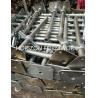 38mm X 600mm Scaffolding Leg Screws , Construction Screw Jacks BS1139 Standard for sale