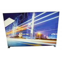 Buy cheap Image Display Frameless Fabric LED Light Box 9cm Width With Soft PVC Strentch Film product