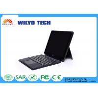Buy cheap Black Dual Boot Rugged Tablet Computer 1920x1200p Support Multi Language Keyboard product
