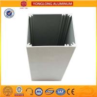Buy cheap Good Rigidity Aluminum Heatsink Extrusion Profiles High Comprehensive Performance product