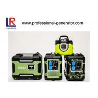 Buy cheap 4-stroke Gasoline 2kw Portable Digital Inverter Generator Silent Model with AC Single Phase product