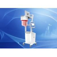 China Diode Laser Hair Loss Therapy and Laser Hair Growth Device / Red / Blue / Yellow light wholesale