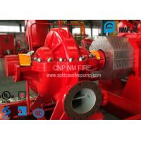 Buy cheap NFPA20 Horizontal Split Case Fire Pump For Schools / Supermarkets 1500gpm@300 Feet product