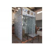 Buy cheap SUS304 GMP Standard Dispensing Booths For GMP Workshop 415V 50HZ product