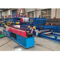 Buy cheap PU Sandwich Panel Line, Sandwich Panel Machine, Sandwich Panel Production Line from wholesalers