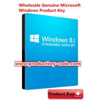 Buy cheap Free Upgrade to Windows 10 , Windows 8 Product Key Code, Windows 8.1 Standard Activation Key FPP Download product