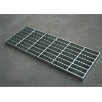 Buy cheap Hot Dip Galvanized Steel Grating / Stainless Steel Bar Grating 300 * 1000mm product