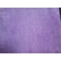 Buy cheap Purple coral fleece absorption bath towel  80*140 microfiber cleaning towels product