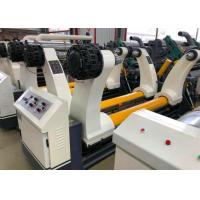 Buy cheap 2 Ply Cardboard Single Facer Corrugated Machine Hydraulic Drive Multipoint Braking product