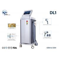 Buy cheap Permanent 808nm Diode Laser Hair Removal Machine For All Skin Pain Free product
