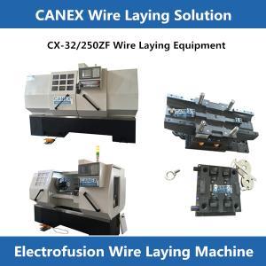 Buy cheap CANEX Устройство укладки проволоки электромуфтовой трубопроводной арматуры product