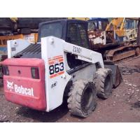 China Used Skid Steer Loader BOBCAT 863 on sale