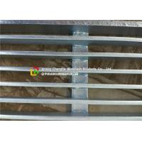 China A36 Full Welded Steel Bar Grating Alkali Corrosion Proof For Papermaking Industry on sale