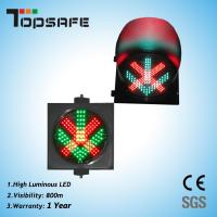 Buy cheap 400mm (16 inches) Driveway & Toll Station Indicator Light of One Combined Unit (TP-CD400-3-401) product