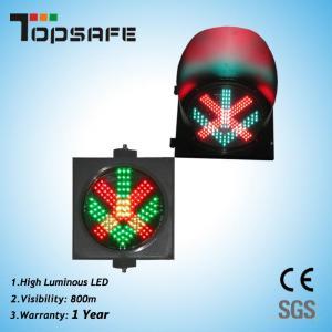"Buy cheap 400mm (16"") Driveway Indicator Light (Red Cross & Green Arrow) (TP-CD400-3-4001) product"