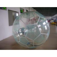 Quality Inflatable Soccer Water Walking Ball , Water Walking Ball  Used In Lake Or Pool for sale