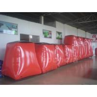 Buy cheap Vermelho campo de Paintball equipamentos insufláveis Paintball Bunker BUN05 product