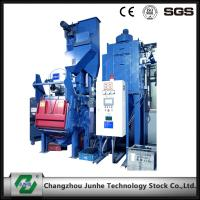 Buy cheap High Efficiency Automatic Shot Blasting Machine Wheel Abrator Cubic Meter Effective Volume product