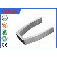 Buy cheap U Shape Fork Extruded Profiles Aluminium For Medical Equipment Parts ISO / TS 16949 product