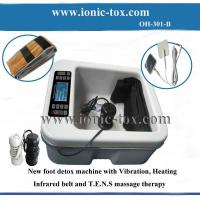 Buy cheap new electronic foot spa equipment  with vibration,heating and  TENS massage therapy product