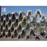 Buy cheap Solid V Rubber Fender Arch Wear Resistant For Oil Terminal product
