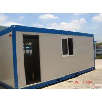 Buy cheap Steel Modular House / Modular House used for a variety of purposes including storage, work spaces product