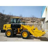 Quality 938 Wheeled Frond End Loader With 40km/H Max.Speed Of Yj315 Transmission Grab for sale