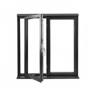 Buy cheap AS2047 Aluminum Swing Windows , Hurricane Resistant Windows Electrophoresis product