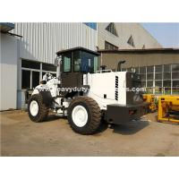 Quality LG938 Front End Loader With Weichai Engine And 3000kg Rated Loading Capacity For Mining Site Using for sale
