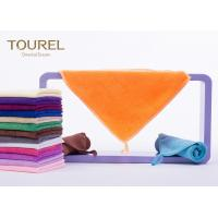 Buy cheap Durable Cut Pile Hotel Bath Towels Premium 100% Cotton 35x35 product