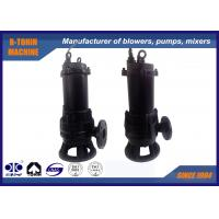Buy cheap Industrial Submersible Sewage Pump with cast iron pump for civil works product