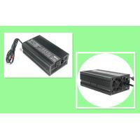 China 48V 10A LiFePO4 Battery Charger, Lithium Battery Smart Charger With 4 Steps Charging on sale