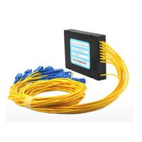 Buy cheap Networks Gpon Onu PLC splitter ABS Module For FTTH Project SC / APC product