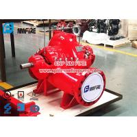 Buy cheap 1500gpm @ 105-120PSI Diesel Engine Driven Fire Pump Set with UL / FM Certification For Pump And Diesel Engine product