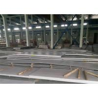 Buy cheap Cold Rolled Hairline Stainless Steel Sheet , 300 Series Stainless Steel Panels product