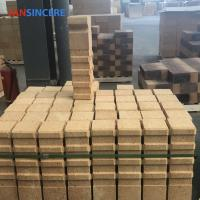 Buy cheap Insulating High Alumina Refractory Bricks Strong Chemical Corrosion Resistance product