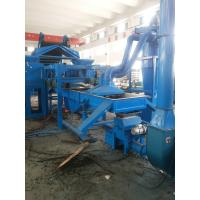 Buy cheap Continuous Waste Tire Recycling Machines For Rubber Powder Plant , Automatic Tire Recycling Line product