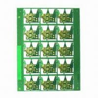 Buy cheap Double-sided PCB with 0.9 mm Thickness of board, Used for Industrial Supplies product