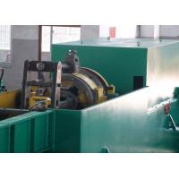 Buy cheap Welded Stainless Steel Pipe Rolling Machine , 75KW SS Tube Mill Line ISO product