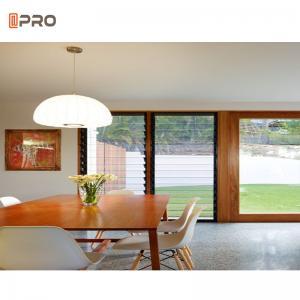 Buy cheap OutdoorSecurity Aluminium Glass Louver Windows Air Ventilation product