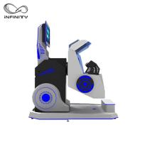Buy cheap 9d Shooting Arcade Game Machine product