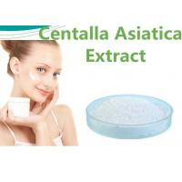 Buy cheap Anti Oxidation Centella Asiatica Extract Powder , Skin Repair Gotu Kola Extract Powder  product