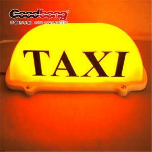 Buy cheap car roof led acrylic light box product