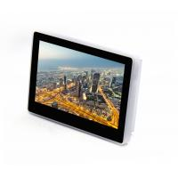 """Buy cheap 7"""" and 10"""" Sibo wall mounting touch panel with Integrated reader for reading 13.56 MHz cards, LAN, POE, WIFI product"""