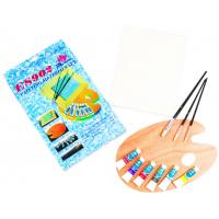 Buy cheap Small Art Painting Set Oil Painting Kits For Adults High End Stretched Canvas Attached product