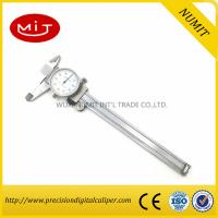 Buy cheap Two Direction Stainless Steel Dial Caliper Vernier Caliper Height Gauge Shock-protected product