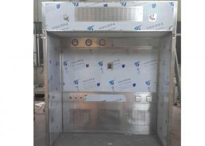 Buy cheap Negative Pressure Customized Dispensing Booth Class A Level product