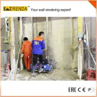 Buy cheap Automatic Wet Cement Mortar Ez Renda Rendering Machine Small Stone product